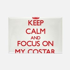 Keep Calm and focus on My Costar Magnets