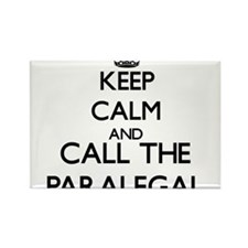 Keep calm and call the Paralegal Magnets