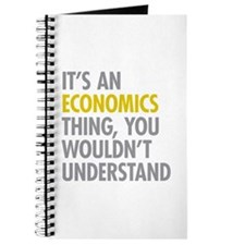 Its An Economics Thing Journal