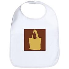 Yellow Cloth Bag Bib