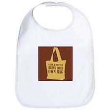Bring Your Own Bag Bib