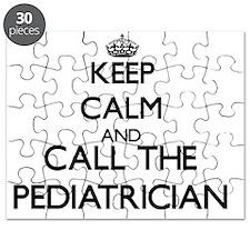Cute Pediatrician Puzzle