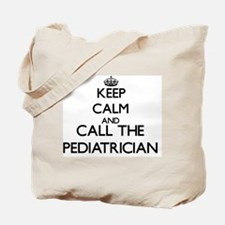 Cute Pediatric physician Tote Bag