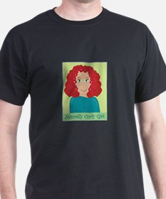 Naturally Curly Girl T-Shirt