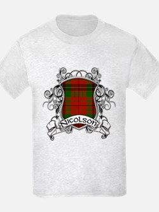 Nicolson Tartan Shield T-Shirt
