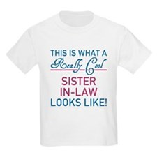 Really Cool Sister-In-Law T-Shirt