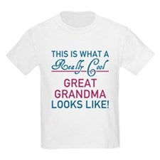 Really Cool Great Grandma T-Shirt