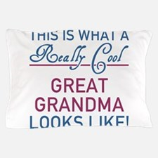 Cute Great grandmother to be Pillow Case