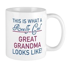 Really Cool Great Grandma Mugs