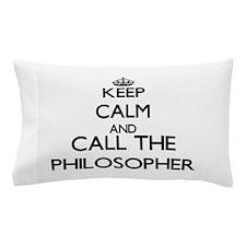 Unique Philosophical Pillow Case