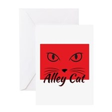 Alley Cat Greeting Cards