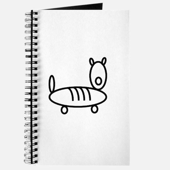 Cute Cafepress unique design Journal