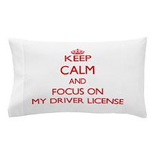 Unique Driver's license Pillow Case