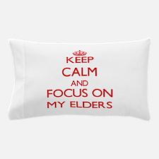 Cute Patriarch Pillow Case