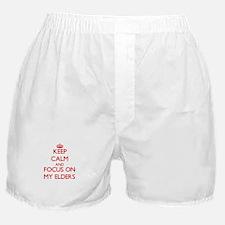 Cute Patriarch Boxer Shorts