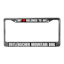My Heart Belongs To An Entlebucher Mountain Dog