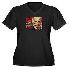 Vladimir Putin Plus Size T-Shirt
