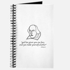 Shakespeare quote Journal