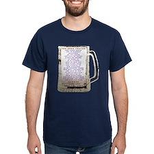 Bar jokes, Beer T-Shirt