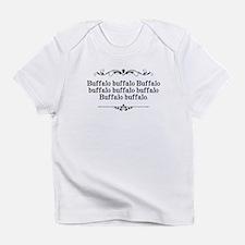 Buffalo Buffalo Sentence Infant T-Shirt
