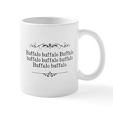 Buffalo Buffalo Sentence Mugs