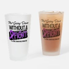 Chiari Malformation Drinking Glass