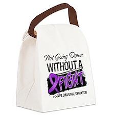 Chiari Malformation Canvas Lunch Bag