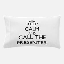 Unique Presenter Pillow Case
