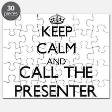 Cute Presenter Puzzle