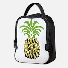 You Had Me At Aloha Neoprene Lunch Bag