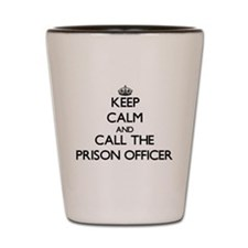 Funny Corrections training Shot Glass