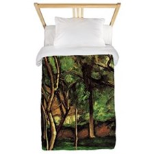 Cezanne - The Orchard Twin Duvet