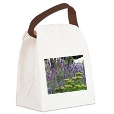 Cute Plants Canvas Lunch Bag