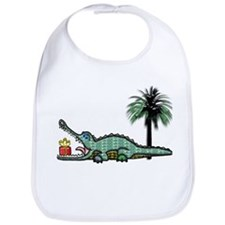 Cute Crocodile Bib