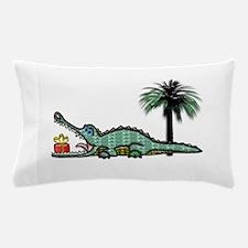 Unique Gator Pillow Case