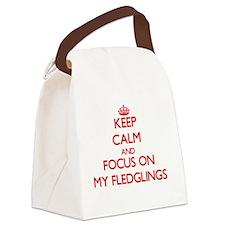 Unique Rookie Canvas Lunch Bag