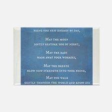 Cute Buddhist quotes Rectangle Magnet