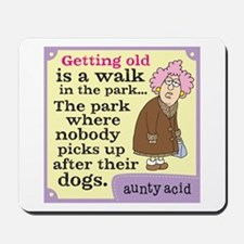 Aunty Acid: Getting Old Mousepad