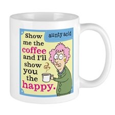 Aunty Acid: Show Me Coffee Mug