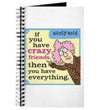 Aunty Acid: Crazy Friends Journal