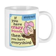 Aunty Acid: Crazy Friends Mug