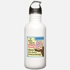 Aunty Acid: Crazy Frie Water Bottle