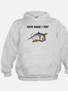 Custom Saw Fish Hoodie