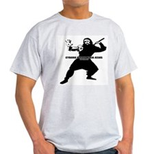 tshirt cyborg pirate ninja jesus copy T-Shirt