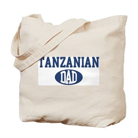 Tanzanian dad Tote Bag