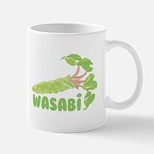 Wasabi Vegetable Mugs