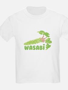 Wasabi Vegetable T-Shirt