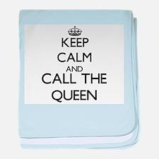 Unique King queens baby blanket