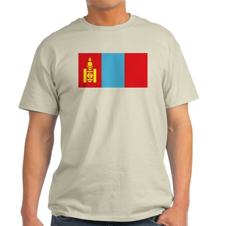 Mongolia Light T-Shirt