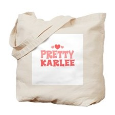 Karlee Tote Bag